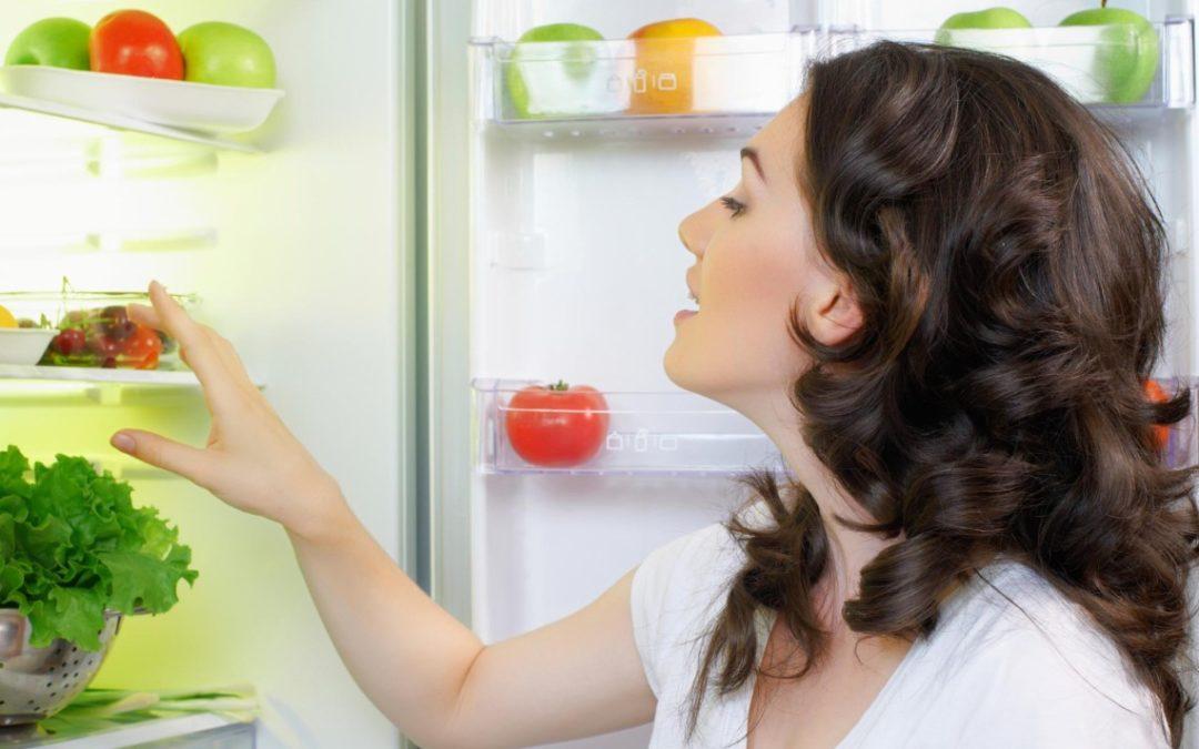 Bezpieczna żywność- czyli przechowywanie gotowych potraw w lodówce